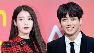 Download Does BTS Jungkook fits IU's ideal type?