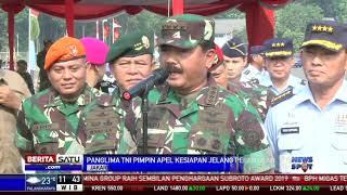 TNI Akan Kerahkan 11 Ribu Personel Amankan Pelantikan