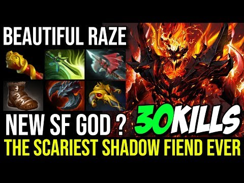 Incredible Shadowraze [Shadow Fiend] The Scariest SF Ever 30