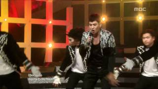 HwanHee - Because I Missed Your Heart, 환희 - 심장을 놓쳐서, Music Core 20091024