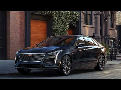 550 HP Cadillac CT6 V-Sport and Other News! Weekly Update