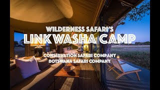 Linkwasha Camp Video - Hwange National Park