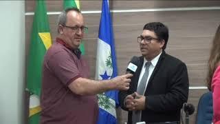 Washington Lopes - Posse da mesa diretora câmara municipal de Limoeiro do Norte