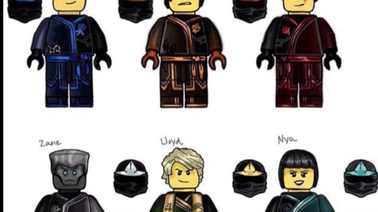 LEGO® Ninjago™ Techno Zane Damaged - With Techno Blade ...  |Lego Ninjago Techno Suits