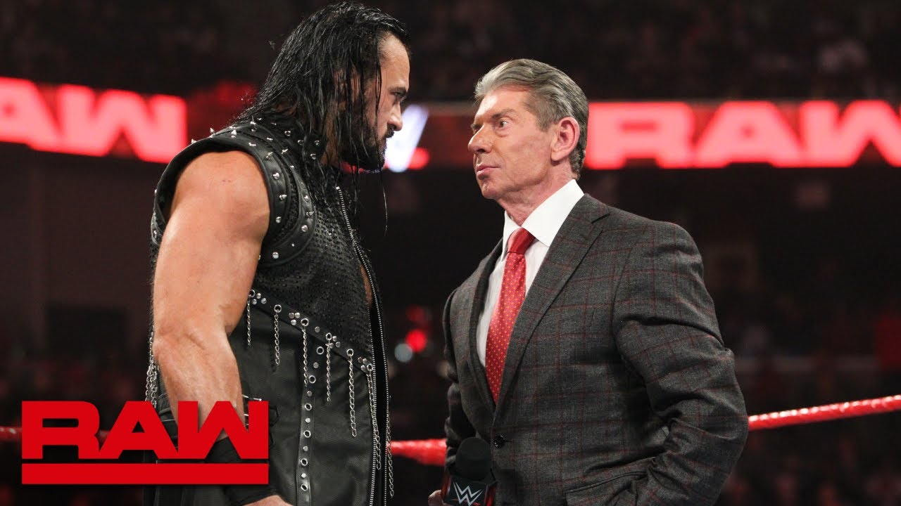 Who will challenge Brock Lesnar at WWE Royal Rumble?: Raw, Jan. 14, 2019