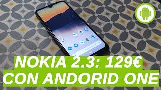Anteprima Nokia 2.3: economico e con Android One