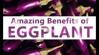 Top 10 Health Benefits Eggplant - Eggplant nutrition facts - Health Benefits Of Eggplant ( Brinjal)