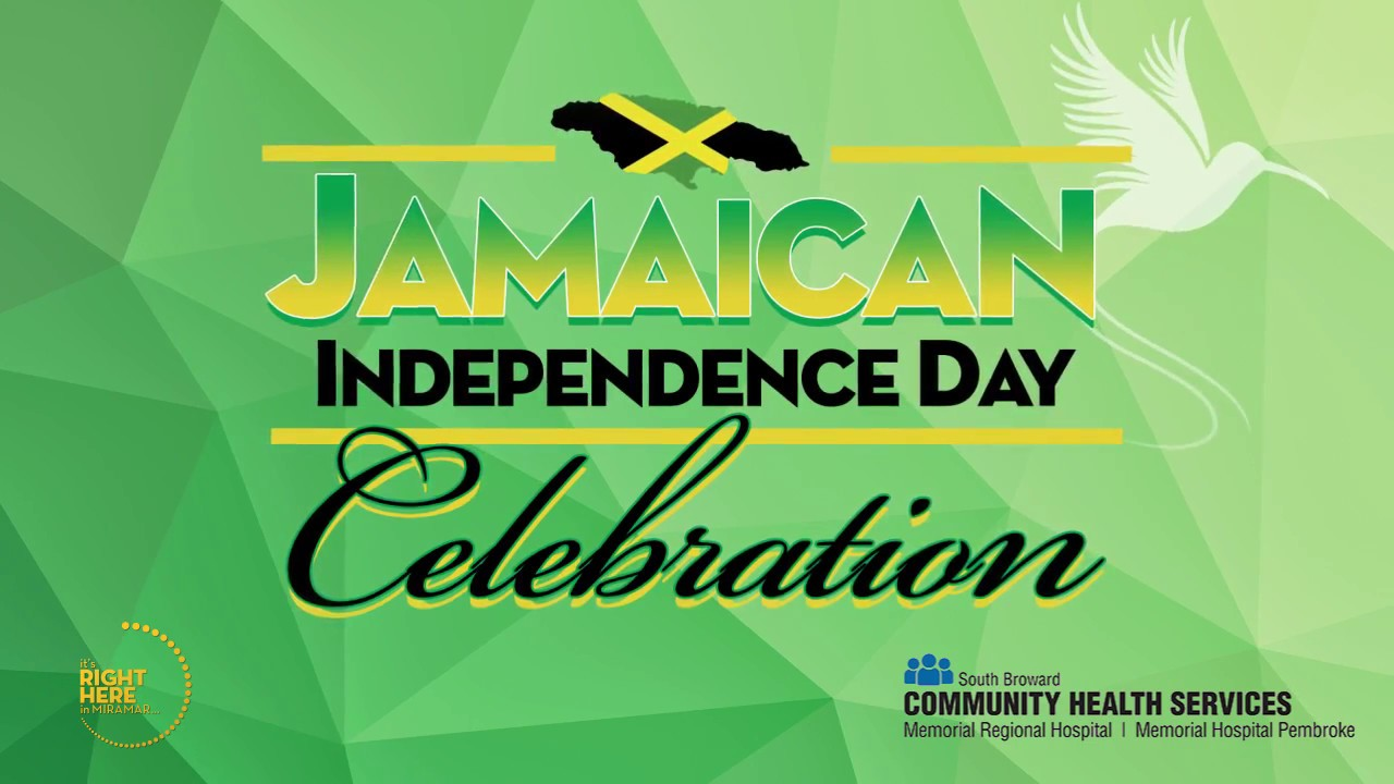 Jamaican Independence Day Celebration YouTube - Jamaica independence day