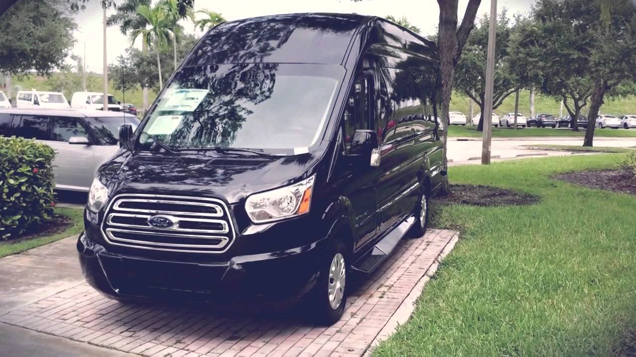 Ford Transit Conversion Luxury Vans In Florida By Sawgrass And Sherrod