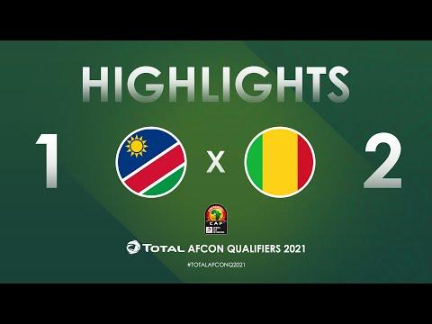 Namibia Mali Goals And Highlights