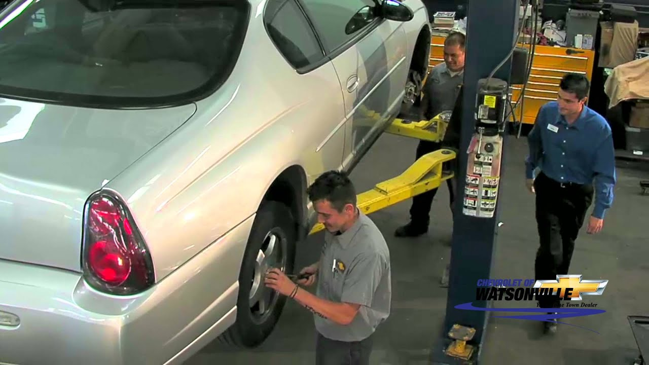 Why Chevrolet of Watsonville? - YouTube