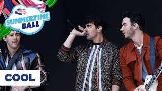 Jonas Brothers performs Cool at Capital Summertime Ball 2019 | Live