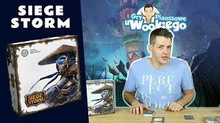 Siege Storm - gra karciana w klimacie fantasy, po prostu
