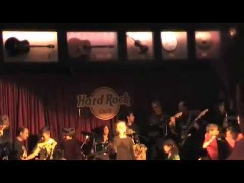Chickenshed - Live at the Hard Rock Cafe 2010