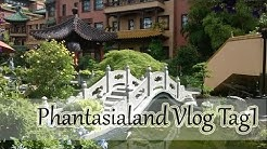 Phantasialand STROMAUSFALL //  Vlog Tag 1