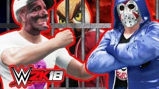 H2O Delirious, I AM WILDCAT & Vanoss: Bad to Worse  | WWE 2K18 S9E5: Bad To Worse