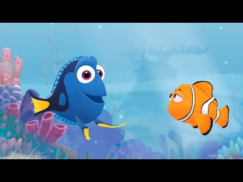 Finding Dory: Just Keep Swimming Game App for Kids | Gamepla