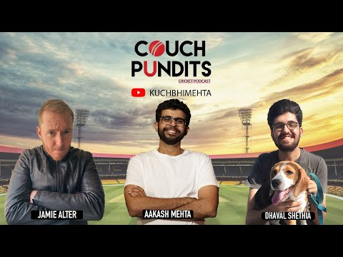 🔴 Ind Vs Aus Test Review Preview | Couch Pundits Cricket Podcast Ft. @Jamie Alter thumbnail