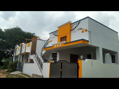Ground floor 2Bhk House for sale with interior work in tamilnadu...