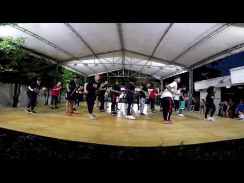 JUMP - Major Lazer ft. Busy Signal | Choreo by Arnold Electric