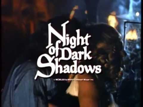 Night of Dark Shadows Rare  Dan Curtis