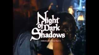 Night of Dark Shadows Rare Trailer Dan Curtis