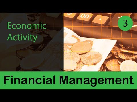 Financial Management | Economic Activity | Finance Functions | Financial Decisions | Part 3