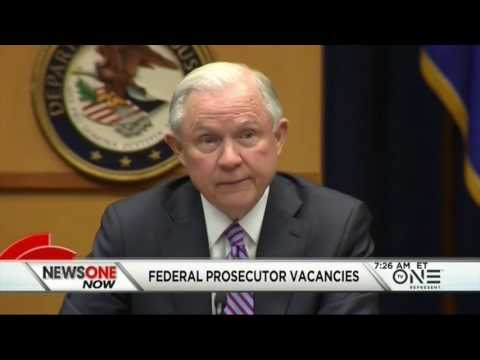 Dozens Of Federal Prosecutor Vacancies Remain Unfilled