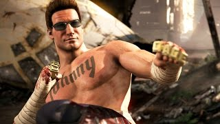 Mortal Kombat X - Endless Tower with Johnny Cage (Fisticuffs)