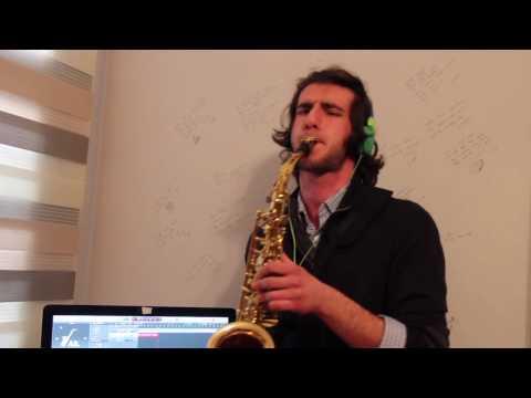 Lost On You- (Alto Sax Cover)