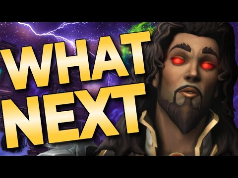 WoW Shadowlands - whats next