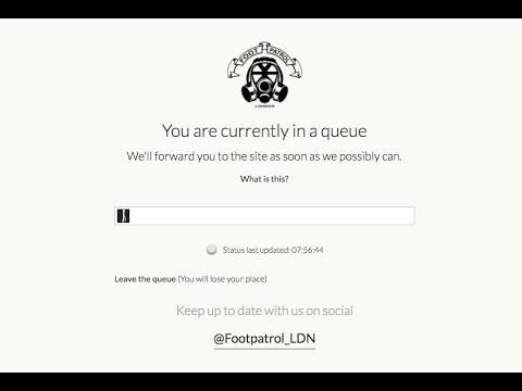 How to Bypass Website Queues (SPRING 2019 UPDATE IN DESC )