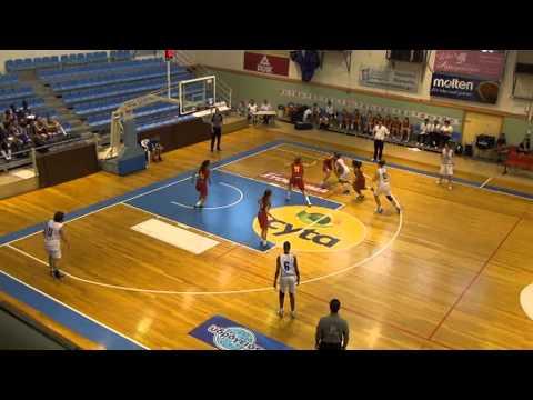 Video : Διεθνές τουρνουά Φιλίας Παγκορασίδων '' ΚΑΒΑΛΑ 2013 '' ITALY - SPAIN
