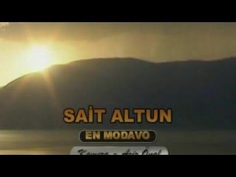Sait Altun - Sait Altun EN MODAVO - Orjinal Klip