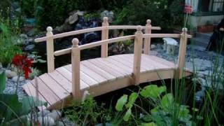 How To Select A Quality Garden Bridge 559-325-2597
