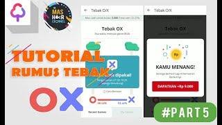 Tutorial Tebak OX | Rumus Tebak OX