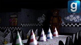 Gmod FNAF | Five Nights at Freddy