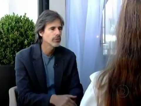 Matéria exclusiva- Fantástico entrevista Walter Salles e fala sobre On The Road