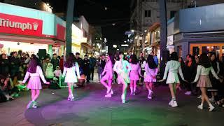 180310 경주댄스타운 길거리 공연 -프로미스9 &q…