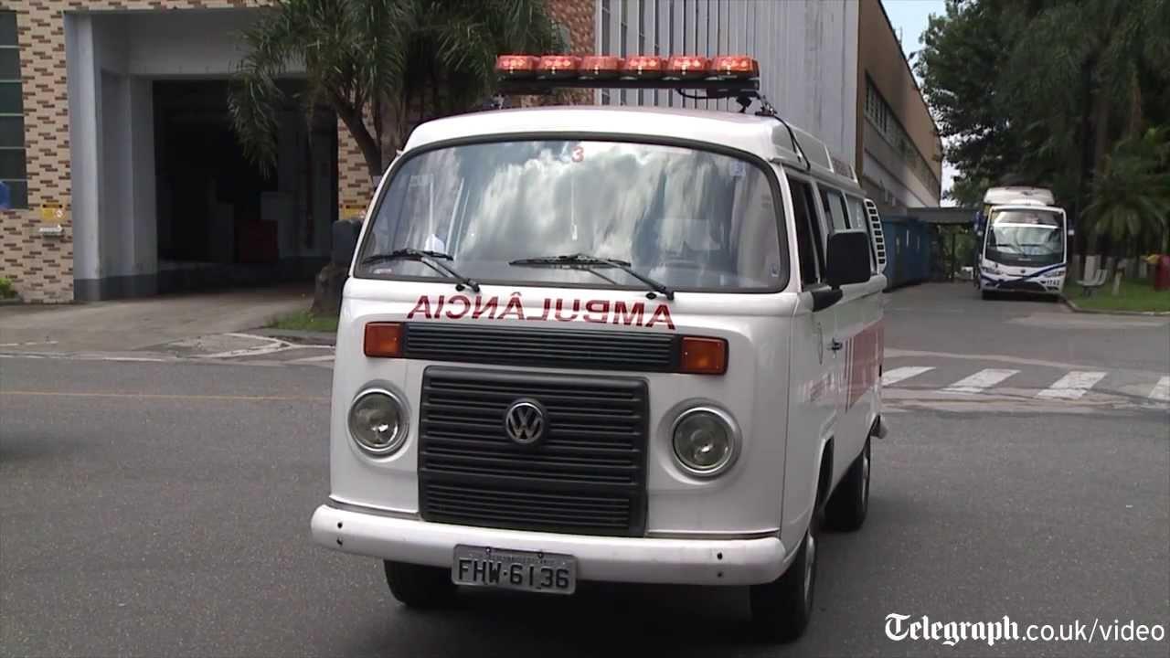 0253433d21 The last Brazilian VW camper van - YouTube