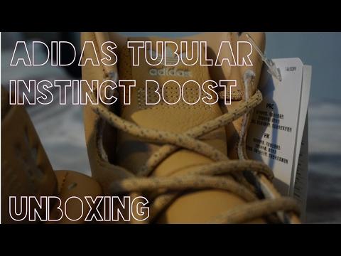 Adidas Tubular Instinct Boost Tan YouTube