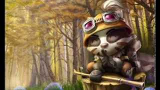 Teemo's story (League of Legends Lore) - Questionable Gamers