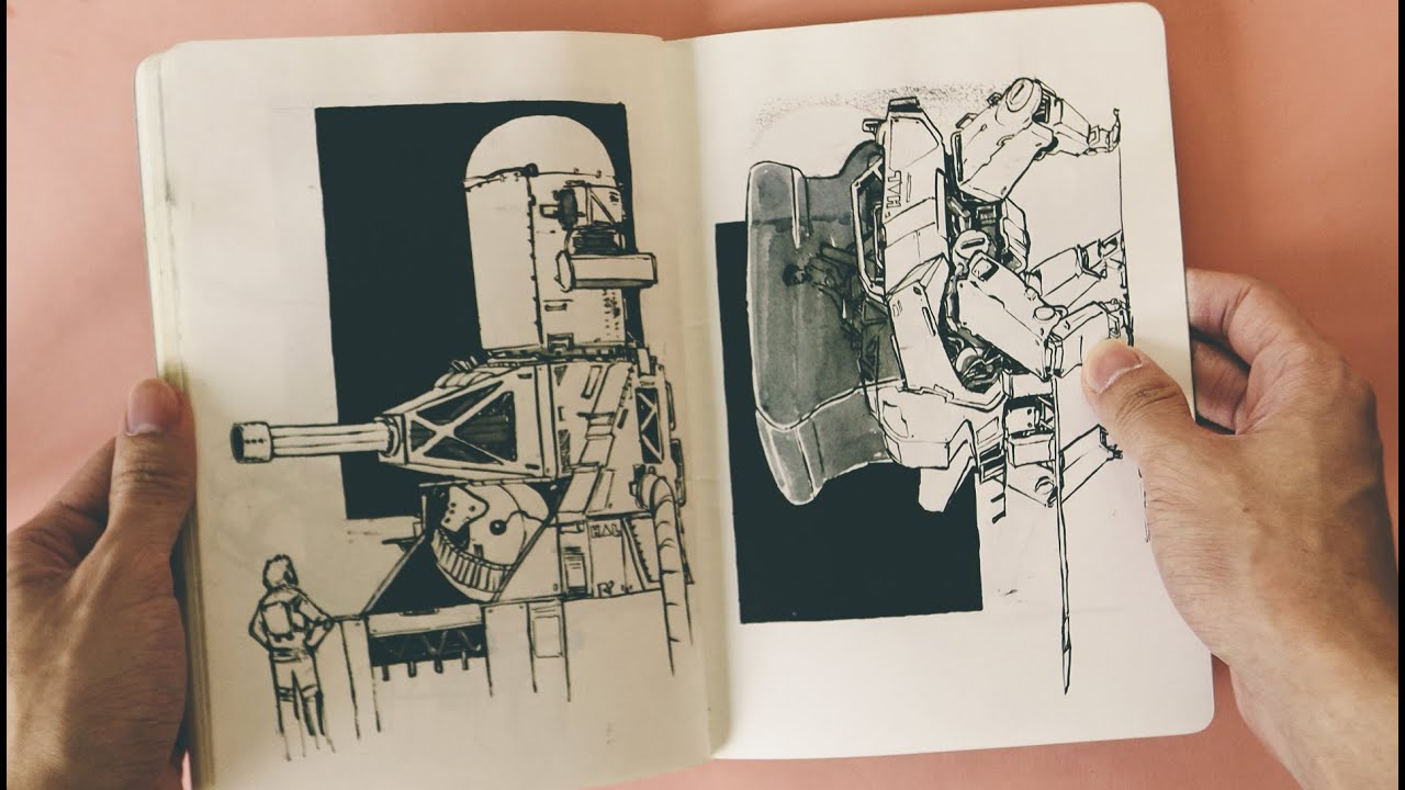 Calarts Sketchbooks are bad for you?