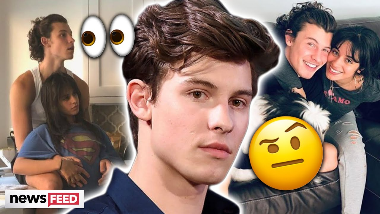 Shawn Mendes Details ABNORMAL Quarantine With Camila Cabello!