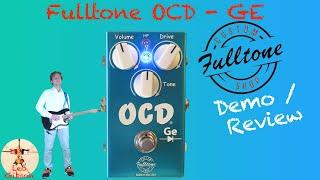 Fulltone OCD-GE: Demo & Review