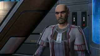 HD Doctor Lokin #1 Complete Companion Affection Dialog SWTOR Star Wars The Old Republic