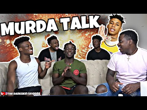 NLE Choppa – Murda Talk ( Official Music Video) Reaction!