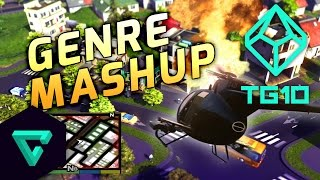 Top 10: Video Game Genre Mashups | TG10
