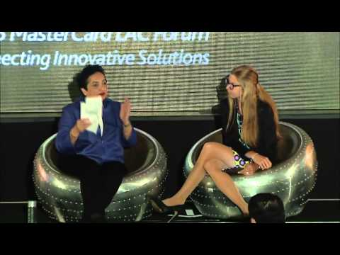 2015 LAC Innovation Forum Sit Down with  Shamina Singh