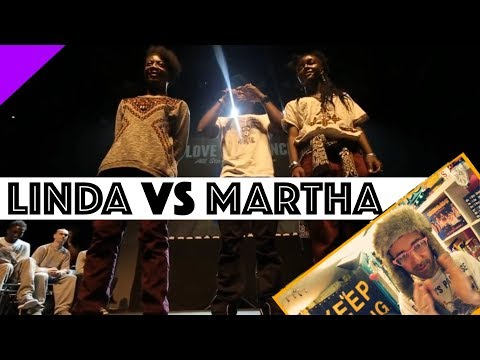 🙌 LINDA VS MARTHA WITH COMMENTARY (HIGHLY EMOTIONAL) 😢